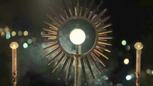 Agradecer la Presencia de Cristo en Medio de Nosotros