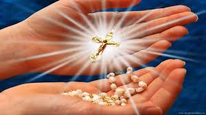 El Rosario: Devoción para vivir con María Ser testigos de la  Fe