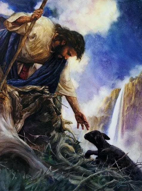 Cristo, El Buen Pastor