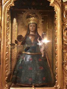 7º Día de la Novena: María Consuelo de los Afligidos