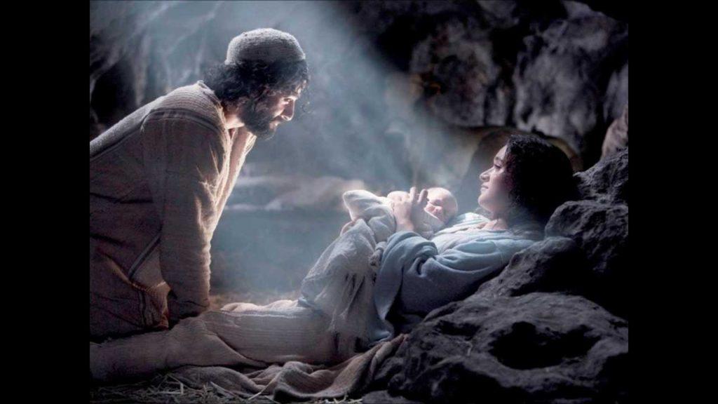Nochebuena, Dios con nosotros