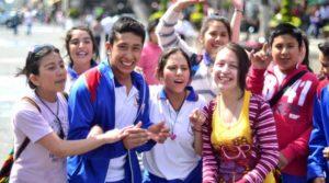 Intención de Oración de Abril:  por los jóvenes