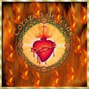 Sagrado Corazón de Jesús, Fuente del Amor de Dios