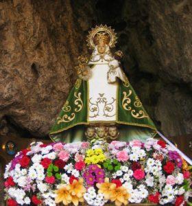 Novena a la Santina: Sexto Día