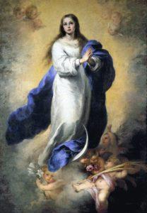 María Inmaculada, Abogada de la Gracia que nos dispone a acoger a Cristo