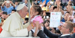 Por las minorías religiosas en Asia
