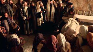 Jesús, Él que pasa Curando, enseña con Autoridad