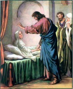 Cristo, el que Sana y Salva