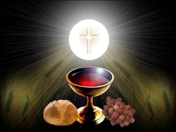La Eucaristía , Misterio de Fe y Amor