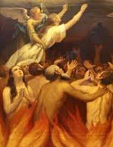 El Purgatorio : Amar, Pensar, Arrepentirse a la Luz del Amor