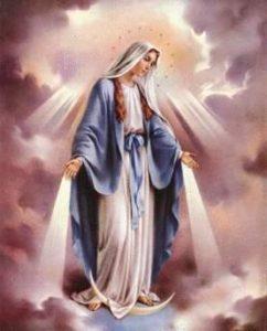 María en el Cielo, Signo de Consuelo y Esperanza