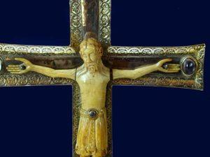 Santo Sudario y Cristo de Nicodemo