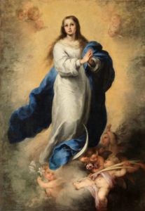 Solemnidad de la Inmaculada, Triunfo de la Gracia