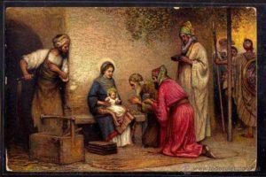 Solemnidad de la Epifanía