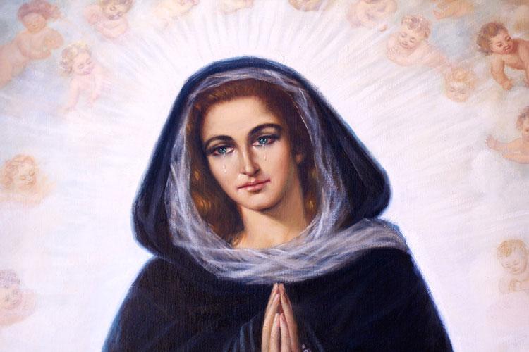 Sábado Santo, en Silencio con María