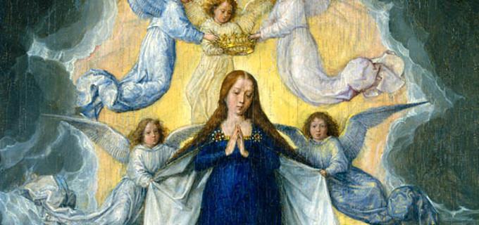 María, Figura y Primicia de la Iglesia